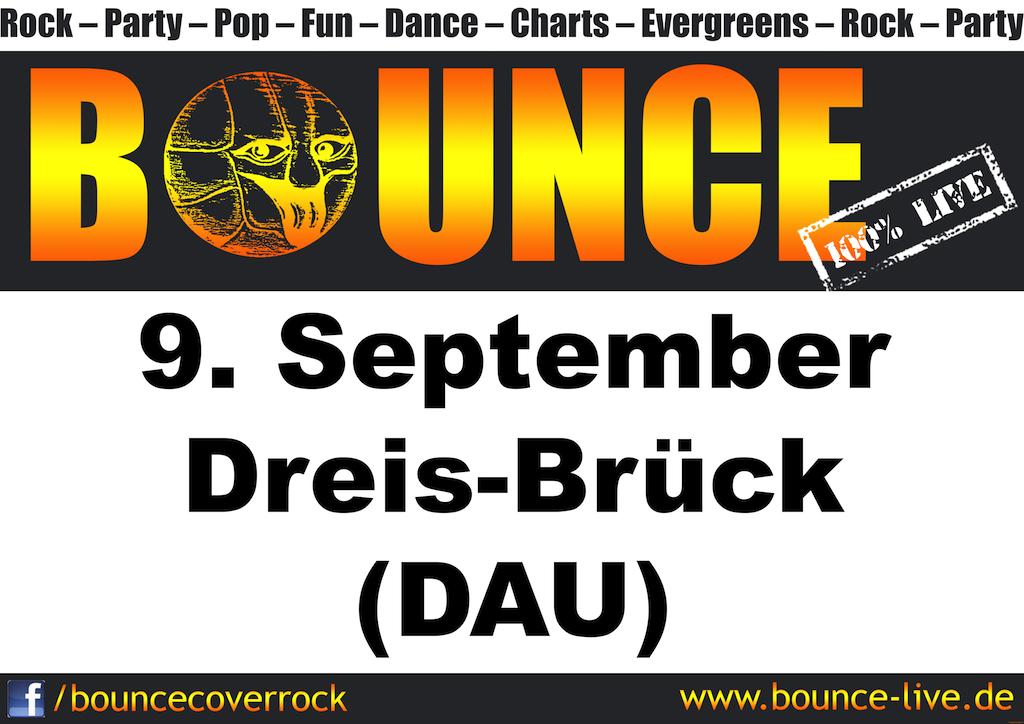 BOUNCE rockt Dreis-Brück