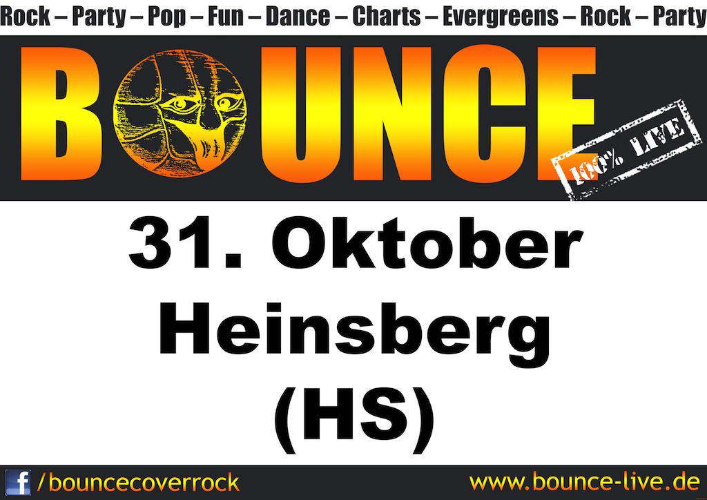 BOUNCE rockt Heinsberg