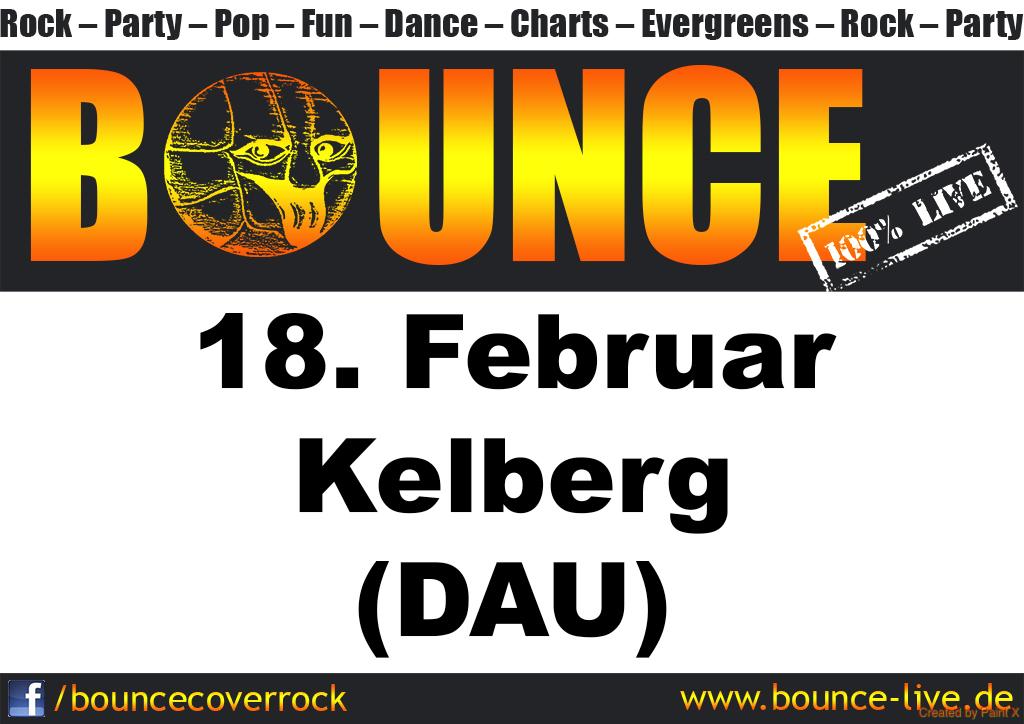 BOUNCE rockt Kelberg