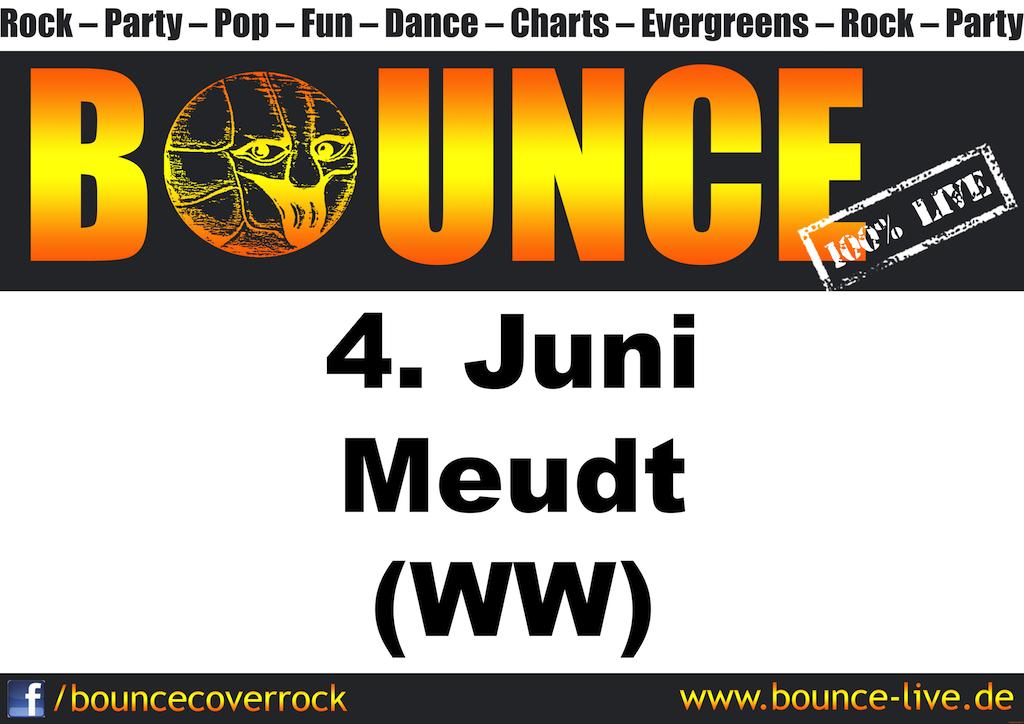 BOUNCE rockt Meudt