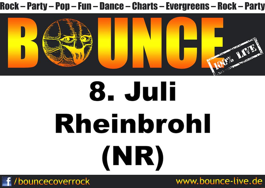 BOUNCE rockt Rheinbrohl